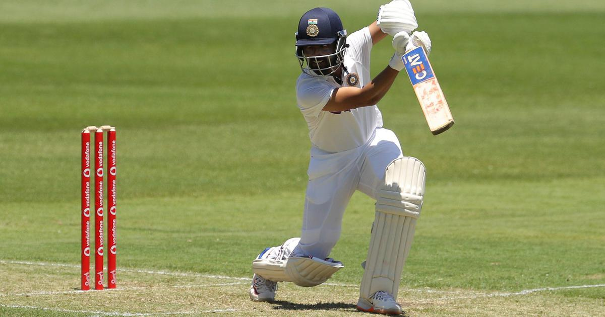 Melbourne Test, day two report: Ajinkya Rahane leads from front with a gritty ton to prop up India