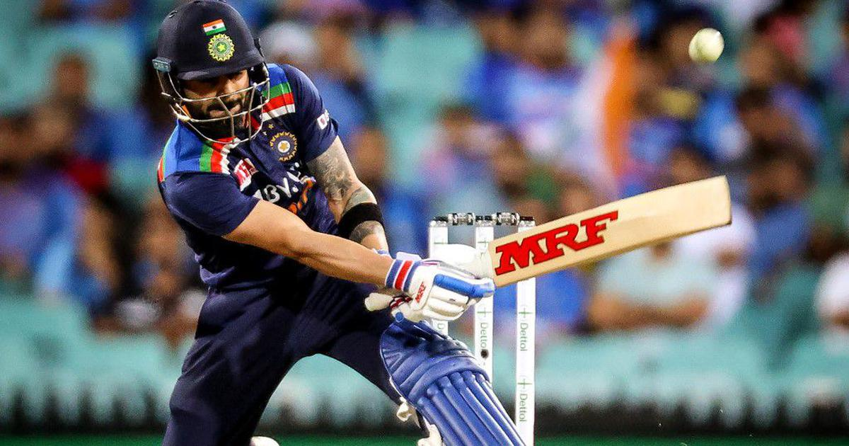 Watch: Virat Kohli goes all AB de Villiers, plays a remarkable scoop shot for six in second T20I