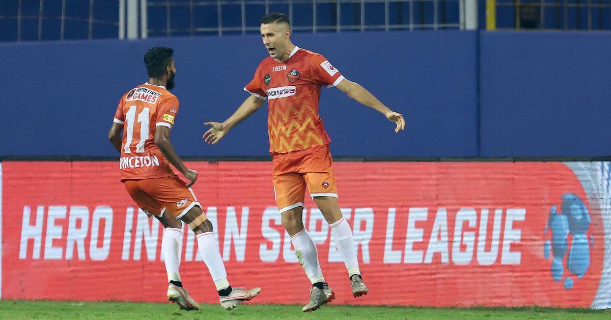 ISL highlights: Igor Angulo powers FC Goa to impressive win over Kerala Blasters FC