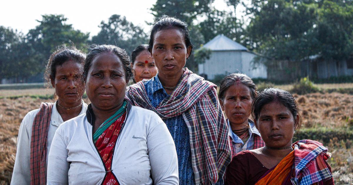 In photos: Snapshots of India's women farmers, who shoulder the burden as men work in cities