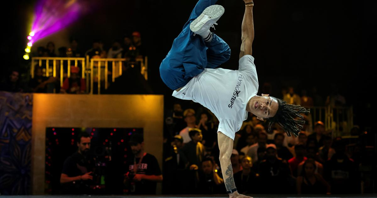 'I may have a crack at getting a medal': Twitter full of memes as Breakdancing becomes Olympic sport
