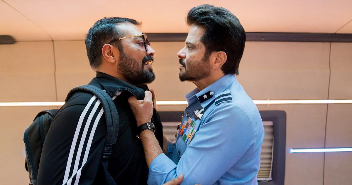 IAF asks Netflix to cut scenes from Anil Kapoor's 'AK vs AK' for wrong uniform; actor apologises