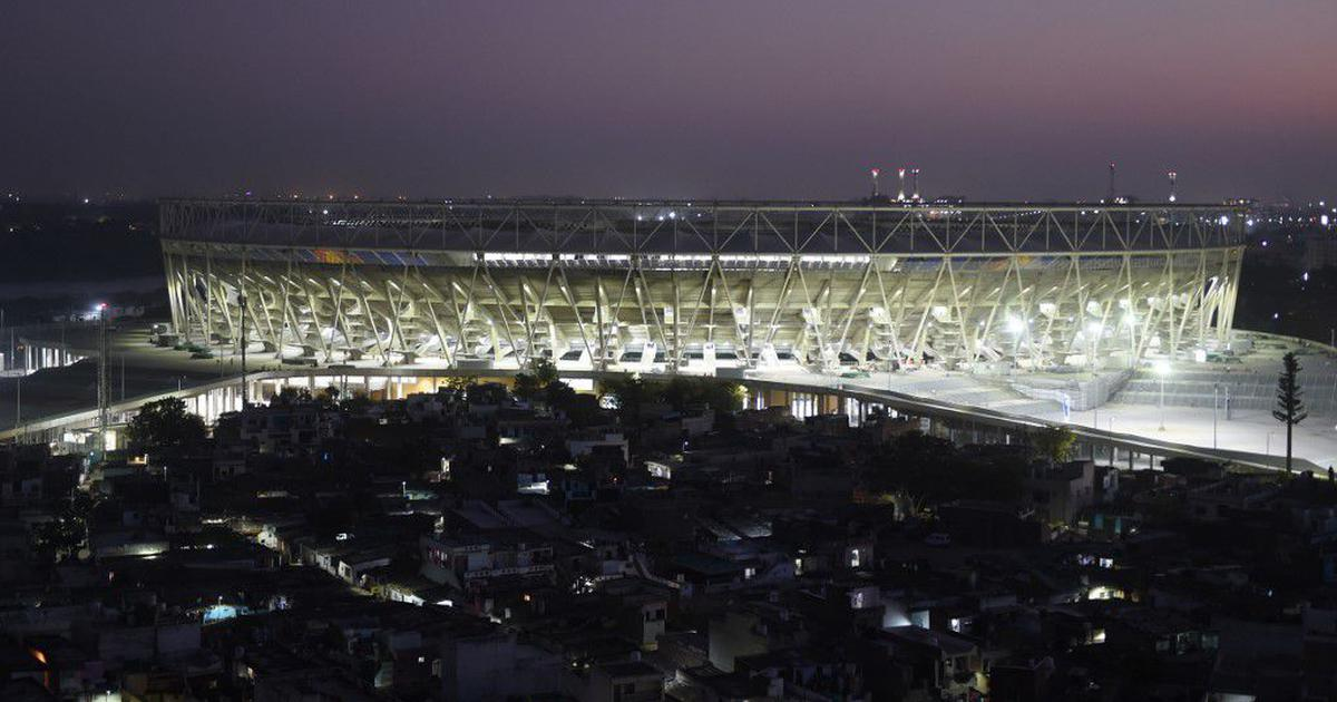 England's tour of India: Ahmedabad's Motera Stadium to host day-night Test and all five T20Is