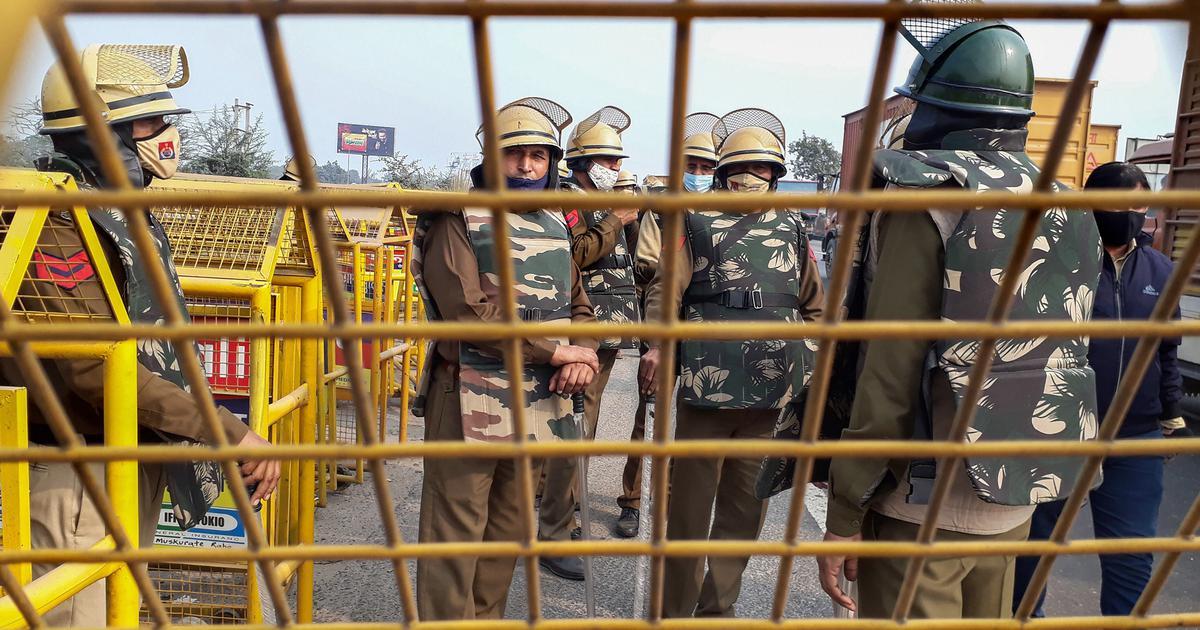 Farm laws: Protestors picket toll plazas in Haryana, heavy security at Delhi borders