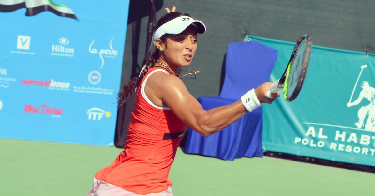 Indian tennis: Ankita Raina wins ITF $100k doubles title in Dubai with Ekaterine Gorgodze