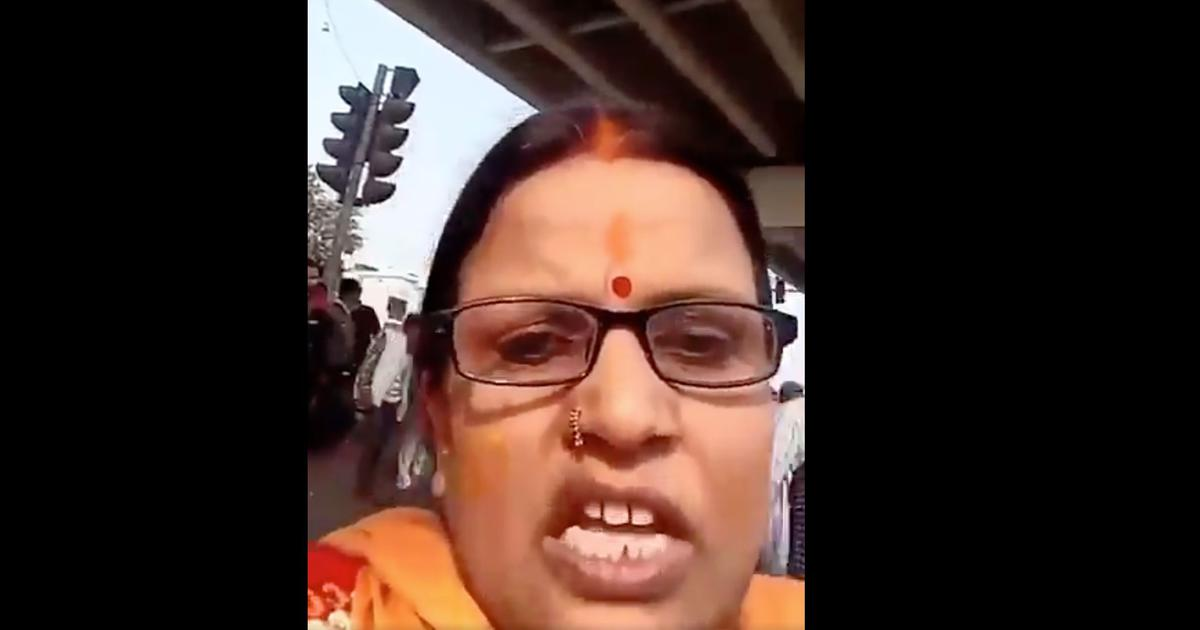 Who is Ragini Tiwari whose video threatening protesting farmers has gone viral?