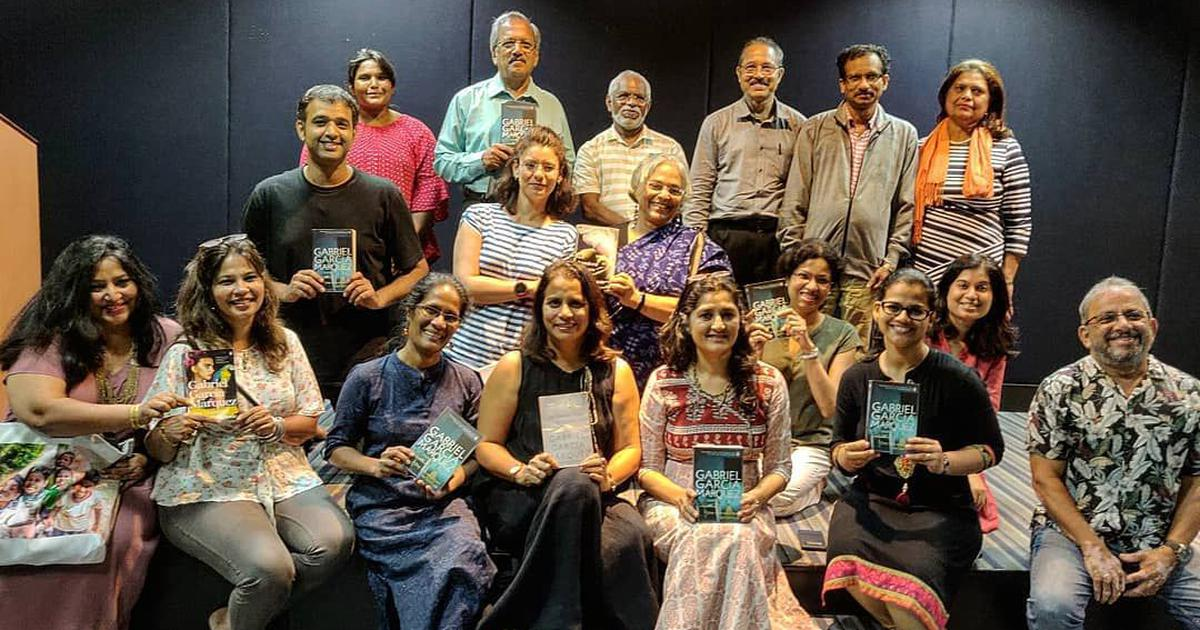 In Goa's Margao, a book club thriving on physical meetings has shown how to switch to the virtual