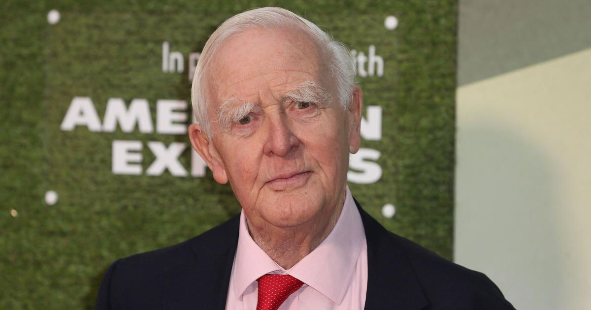 My brief exchange with John le Carré