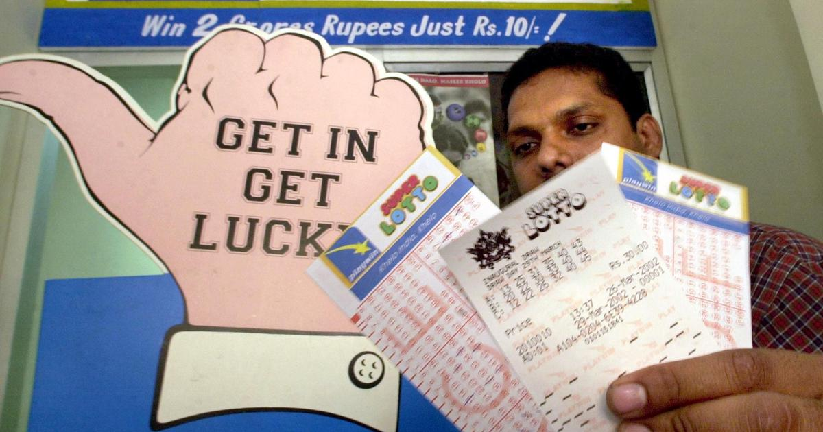 The price of dreams: Why people buy lottery tickets even though the chance of winning is very low