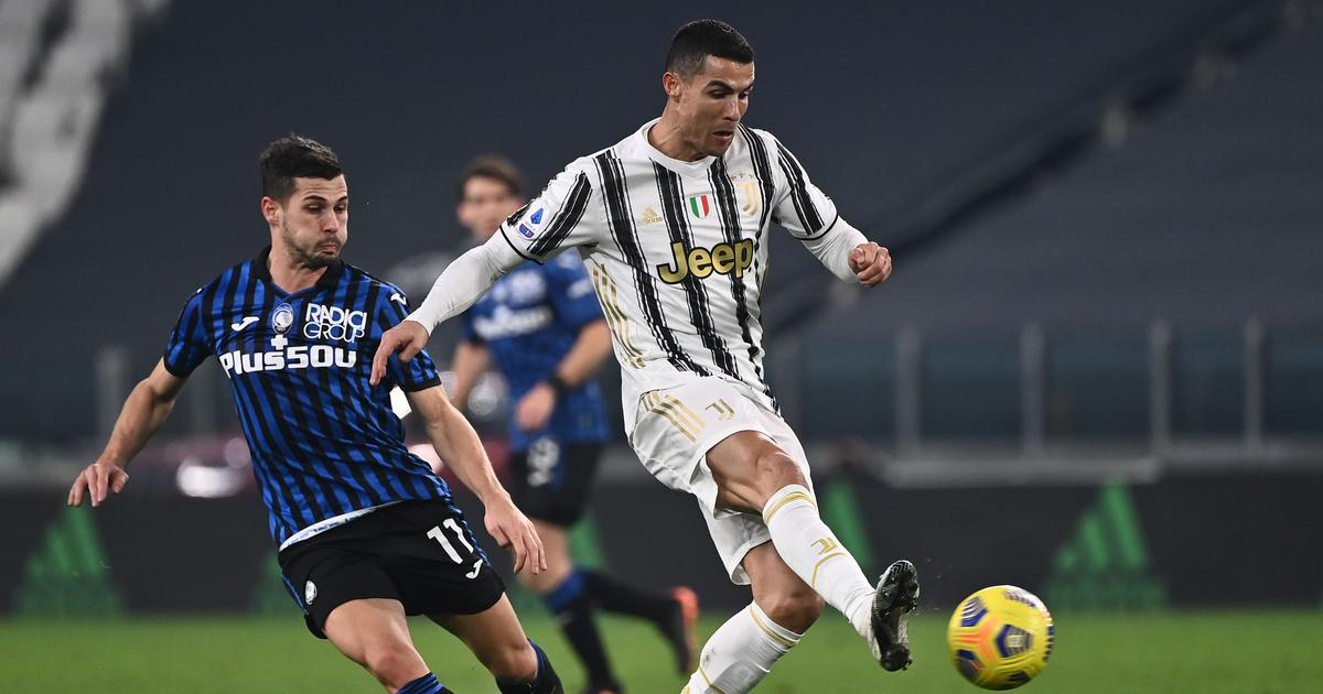 Serie A: Ronaldo misses penalty as Juventus draw with Atalanta; Lukaku fires Inter past Napoli