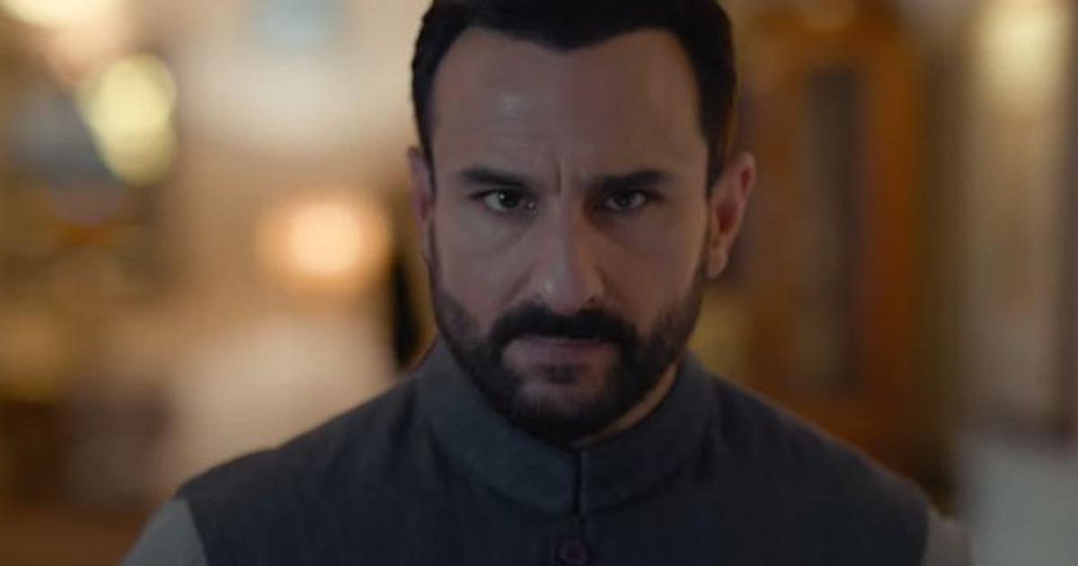 'Tandav' teaser: Saif Ali Khan headlines Amazon Prime Video series about political intrigue