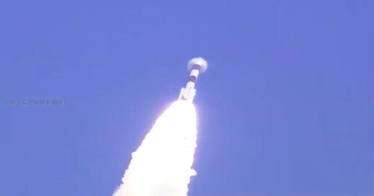 ISRO's PSLV-C50 places communication satellite into orbit