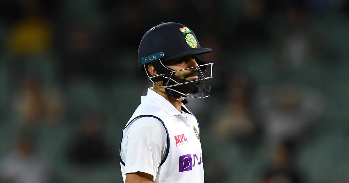 Adelaide Test: Very hard to put those feelings into words, says Kohli after India's 36/9 collapse