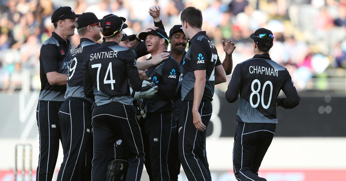 First T20I: New Zealand start series with five-wicket win over rusty Pakistan
