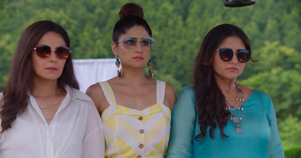 'Black Widows' review: Three women find that killing their husbands isn't one bit easy
