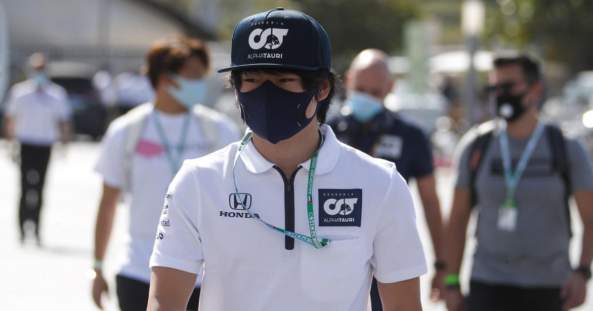 Japan's newcomer Yuki Tsunoda banking on attacking style, hitting the gym to prepare for F1 debut
