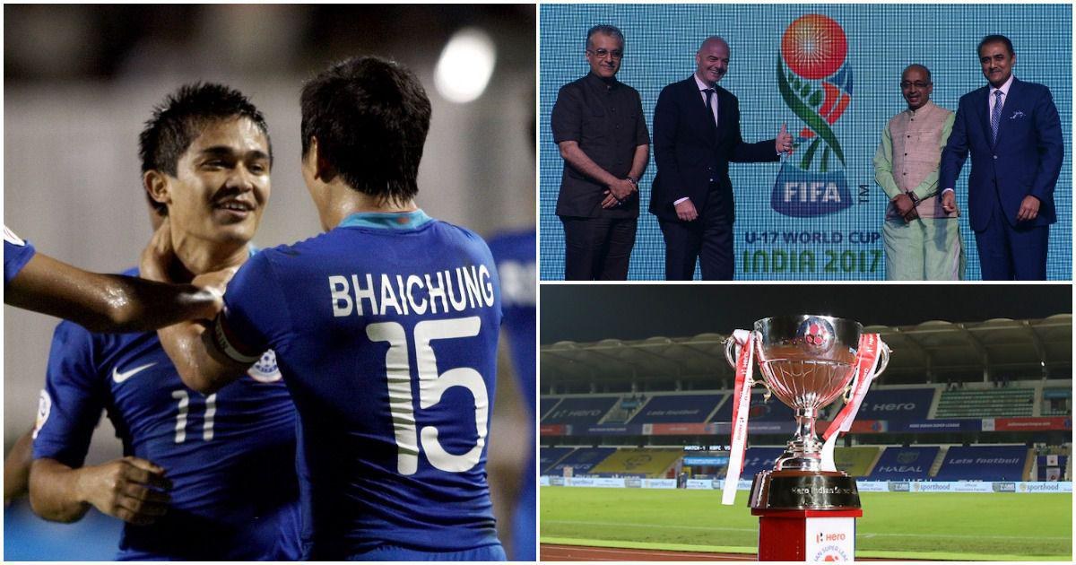 Rare successes, cosmetic changes: Indian Football in the last decade has remained largely mediocre