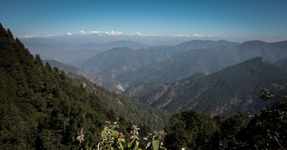Why Uttarakhand should choose a more sustainable path to development in a post-Covid world