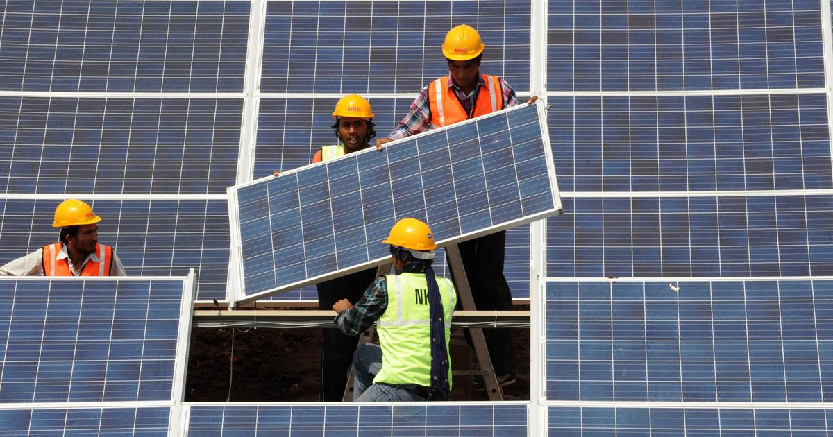 In charts: India needs a robust solar power policy to meet its renewable energy targets by 2030