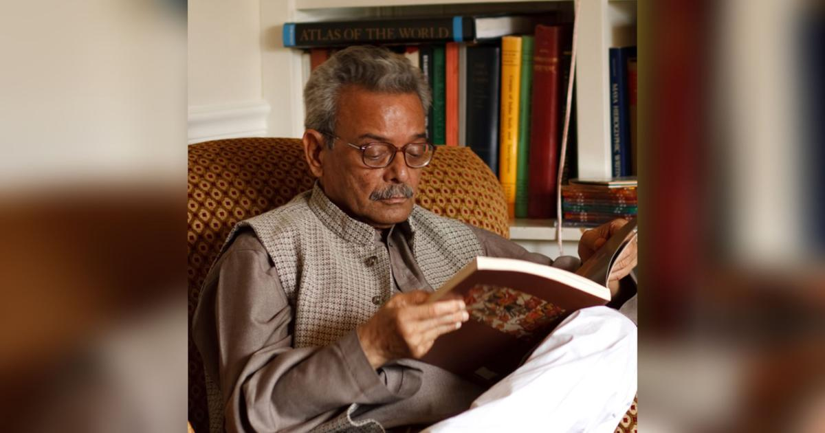 'I always found him reading': A tribute to Shamsur Rahman Faruqi from younger brother NR Farooqi