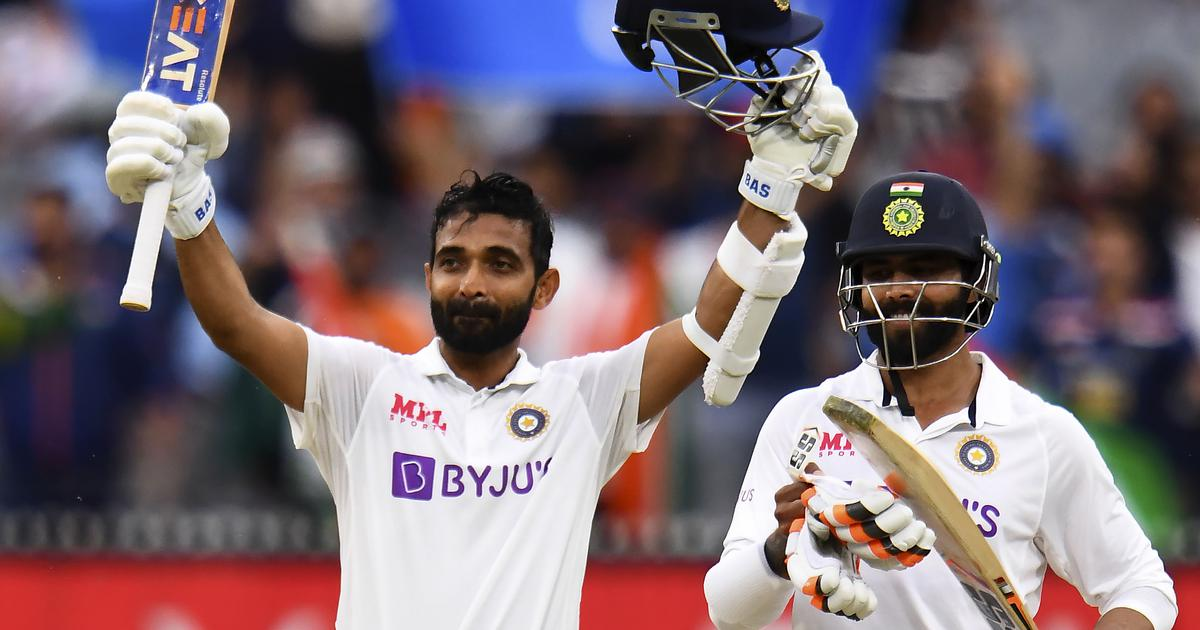 'Determination and class', 'An absolute gem': Reactions to Ajinkya Rahane's superb ton in Melbourne