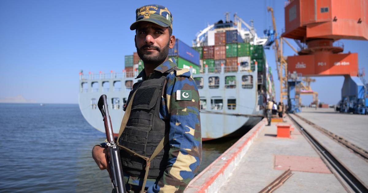 Pakistan's move to fence Gwadar may intensify the feeling of alienation in Balochistan