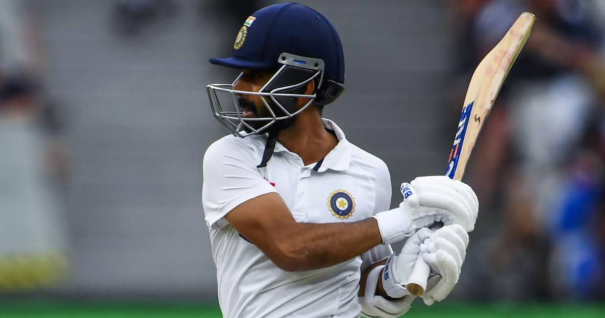 Watch: Ajinkya Rahane on India's positive batting approach and how footwork was key on a tough pitch