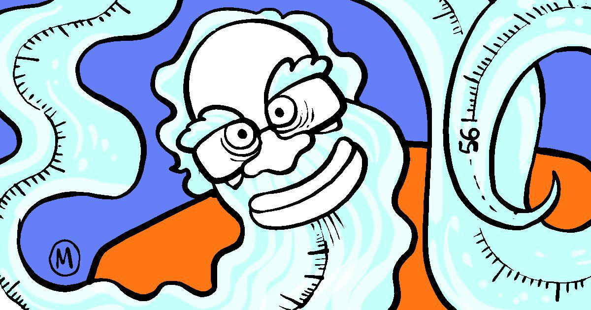 What India's cartoonists think about Narendra Modi's lush, evolving beard