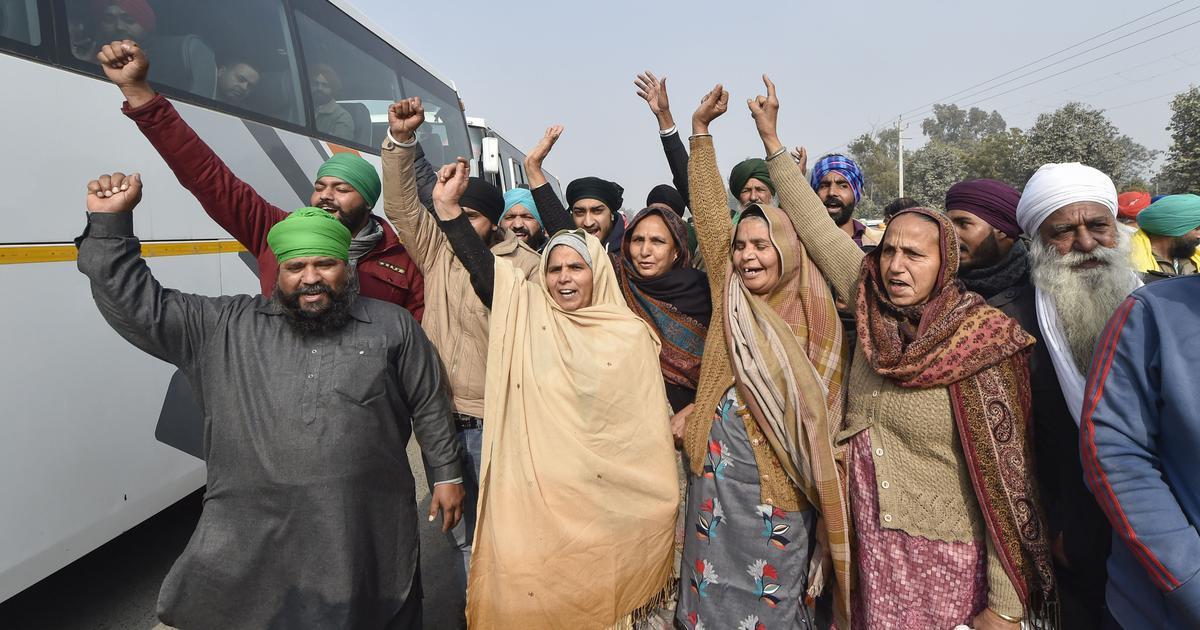 Union ministers meet farmer groups to break deadlock over agri laws