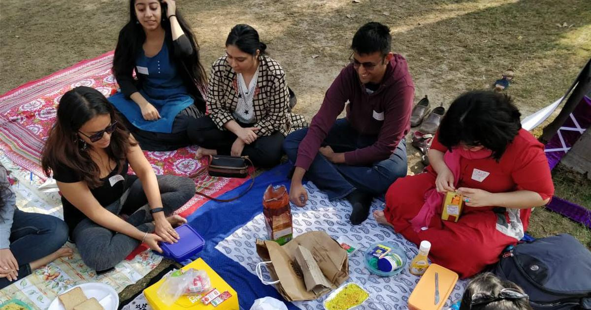 Like the rest of Delhi, the pandemic has made me rediscover the joy of picnicking in public parks