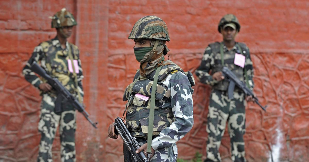 Home ministry declares Nagaland 'disturbed area' for six more months under AFSPA