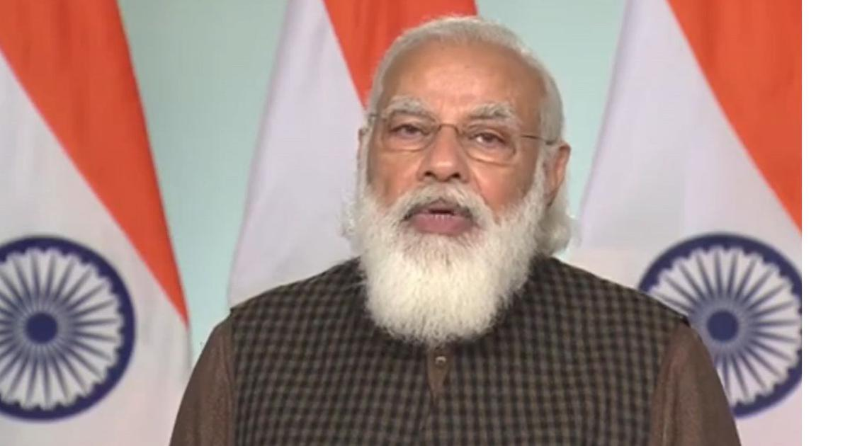 PM Modi lays foundation stone of light house projects