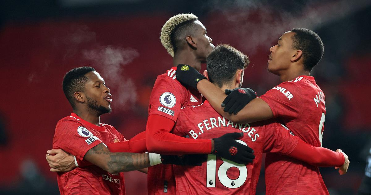 Manchester United title challenge has been a year in the making, says Ole Gunnar Solskjaer