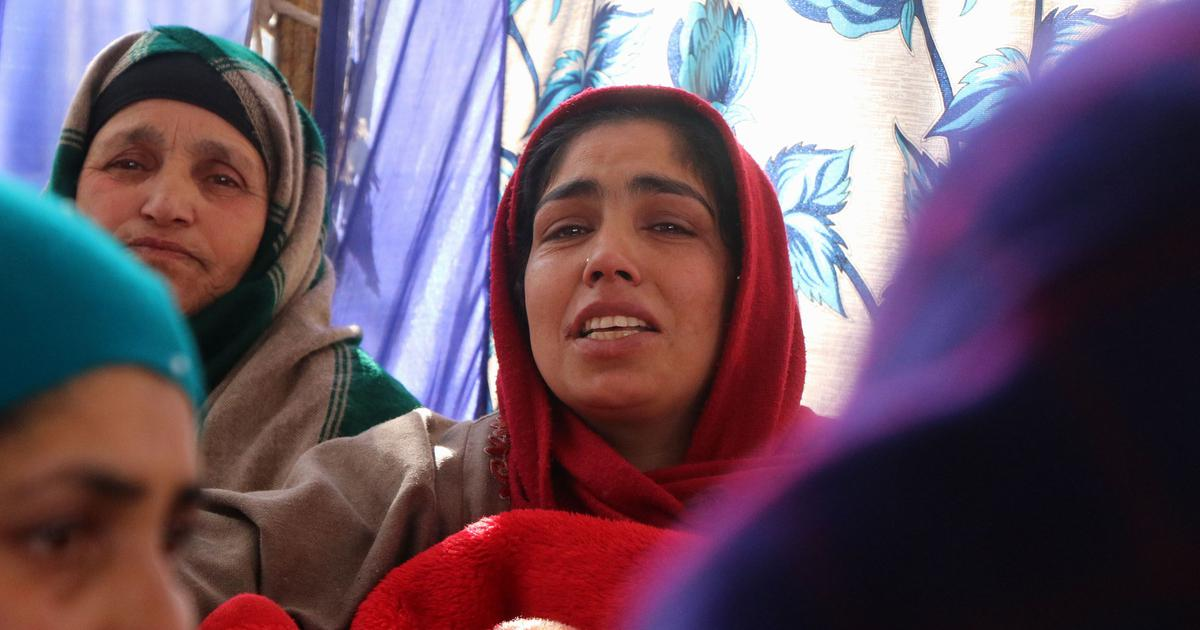 'We want justice': Families of three young Kashmiris dispute official version of a deadly shootout
