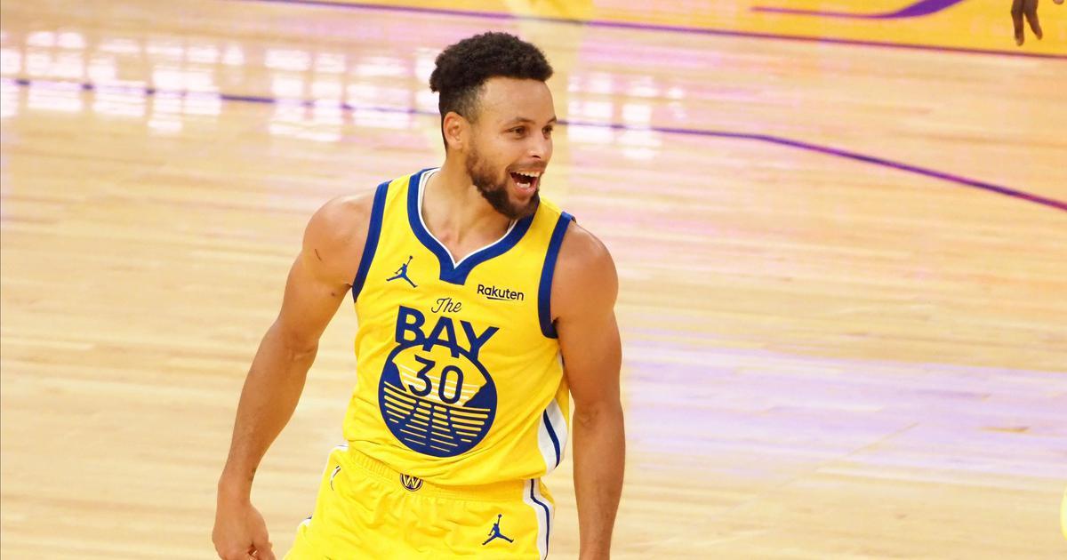 Watch: Sensational Stephen Curry scores NBA career-high 62 points as Warriors beat Trail Blazers