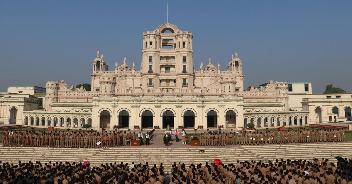 Why a temple in Vrindavan looks so much like the La Martinière College for Boys in Lucknow