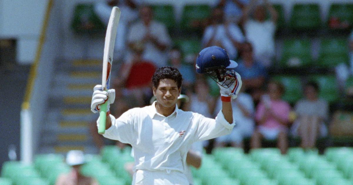 Pause, rewind, play: When Sachin Tendulkar became the youngest to score a Test century in Australia