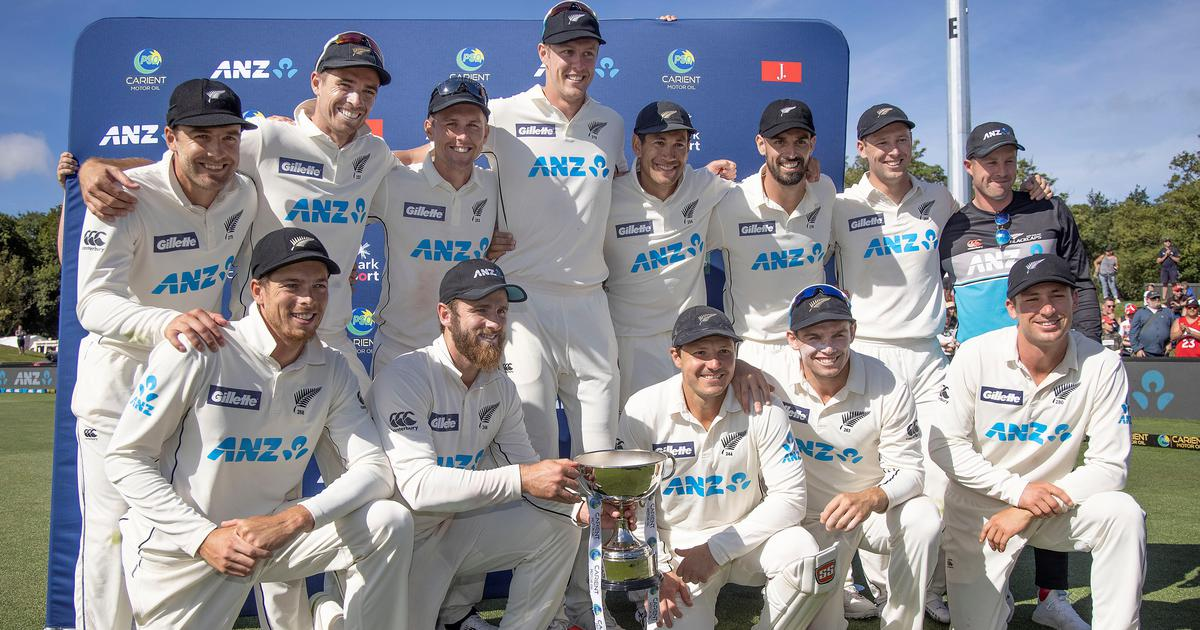 Second Test: New Zealand complete clean sweep against Pakistan with big win, climb to No 1 ranking