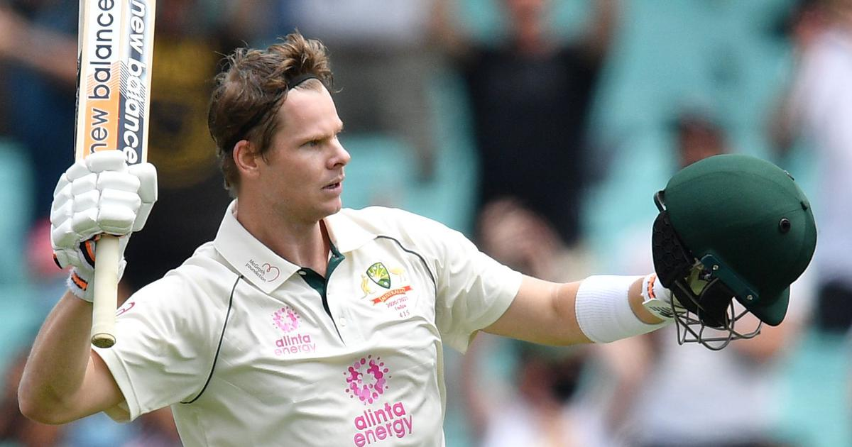 You can't cage a lion for too long: Twitter reacts to Steve Smith's brilliant 27th Test ton
