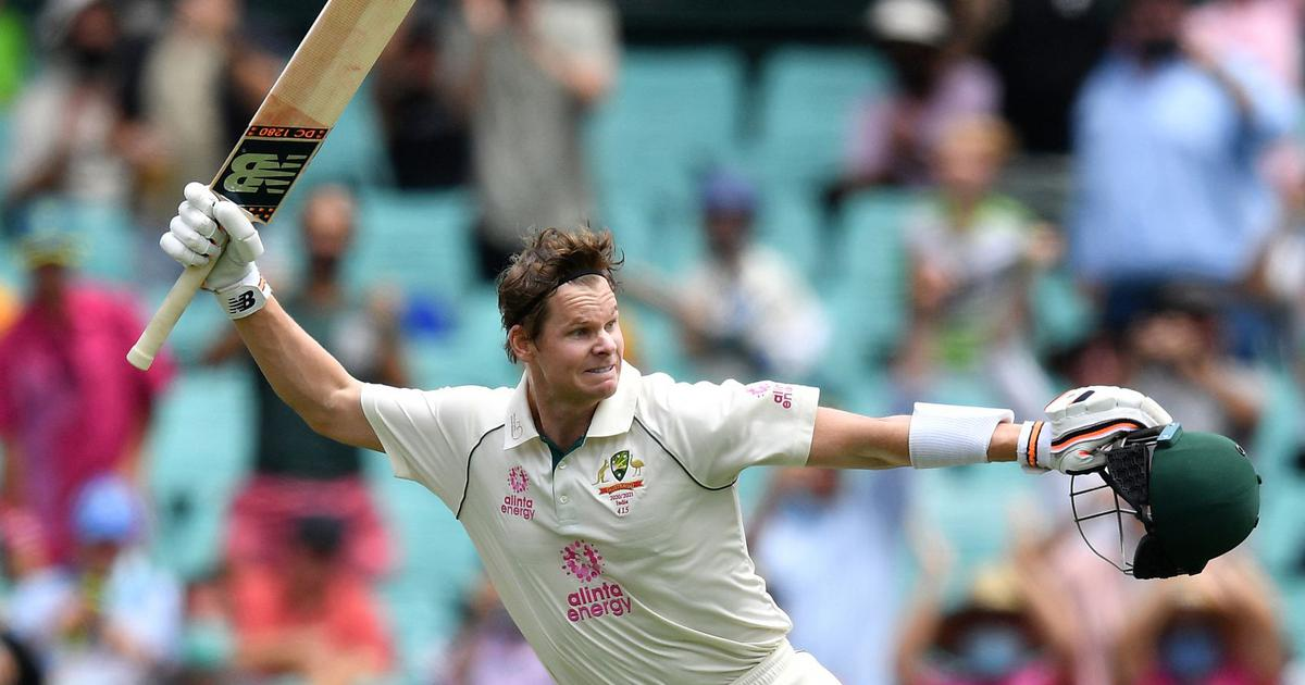Makes me laugh sometimes: Steve Smith dismisses talk of being out of form coming into Sydney Test