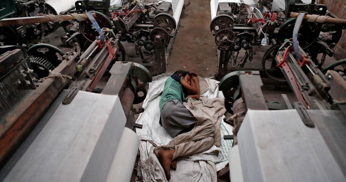 In Surat's power looms, 'ease of doing business' norms leave workers vulnerable to exploitation
