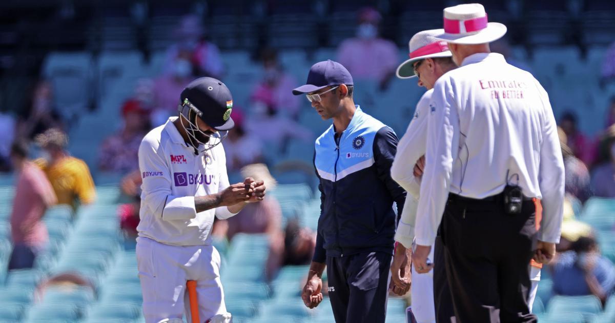 Australia vs India: Ravindra Jadeja ruled out of Brisbane Test after dislocating thumb