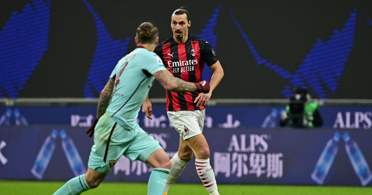 Serie A: Zlatan Ibrahimovic returns as AC Milan defeat Torino to extend lead