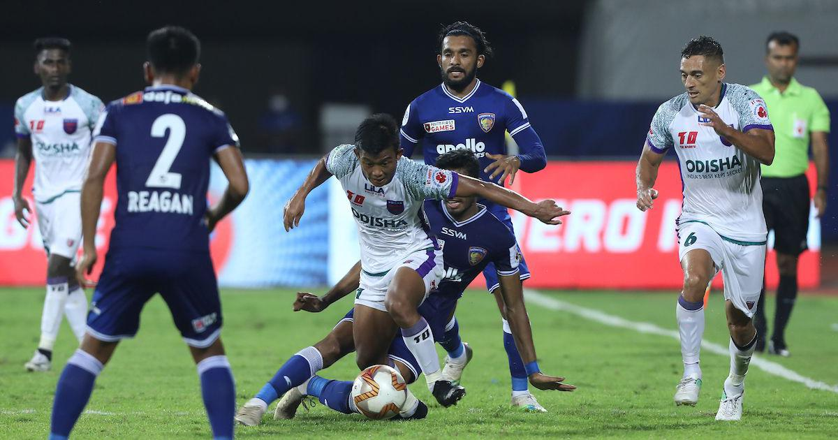 ISL: Chennaiyin FC, Odisha FC play out drab goalless draw, lose more ground in playoffs race