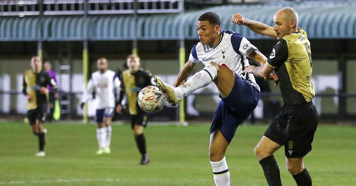 FA Cup: Carlos Vinicius scores hat-trick as Tottenham Hotspur breeze past Marine in third round