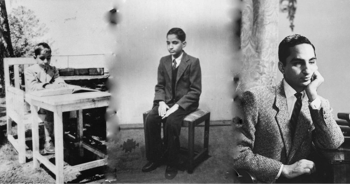 Ved Mehta (1934-2020) on how life changed after losing his vision at the age of three-and-a-half