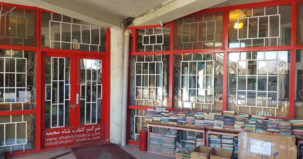 For this bookseller of Kabul, the pandemic was a blip in a country afflicted by long-term war
