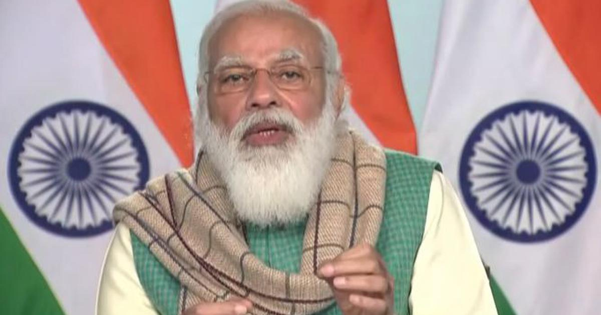 Coronavirus: Centre to bear cost of vaccinating 3 crore healthcare, frontline workers, says PM