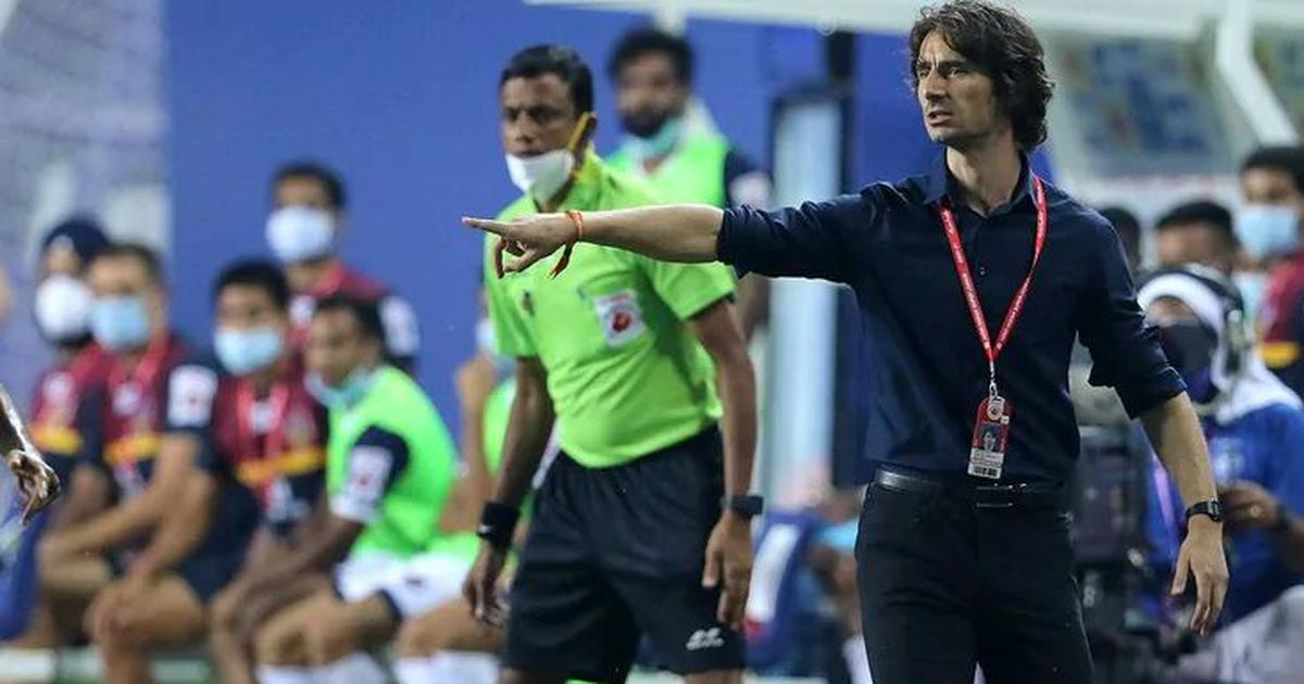 ISL: NorthEast United FC part ways with head coach Gerard Nus after just 11 matches in charge