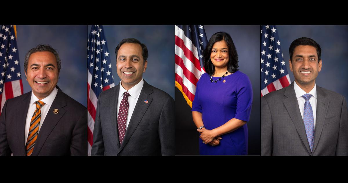 The return of the 'samosa caucus': Meet the Indian-American members of the US Congress